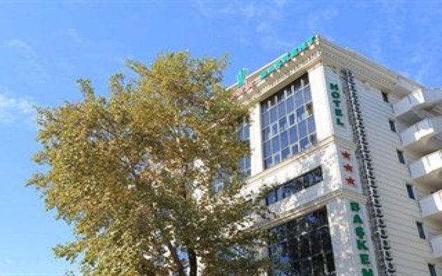 Baskent Hotel Турция, Анкара - отзывы, цены и фото номеров - забронировать отель Baskent Hotel онлайн вид на фасад