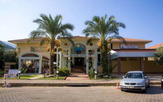 Отель Mavruka вид на фасад