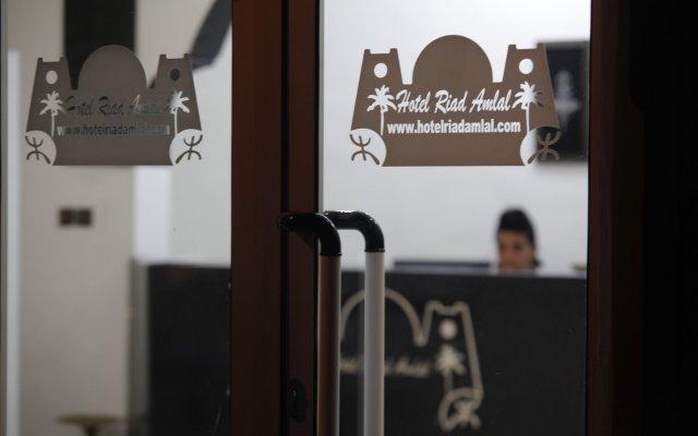 Отель Riad Amlal Марокко, Уарзазат - отзывы, цены и фото номеров - забронировать отель Riad Amlal онлайн вид на фасад