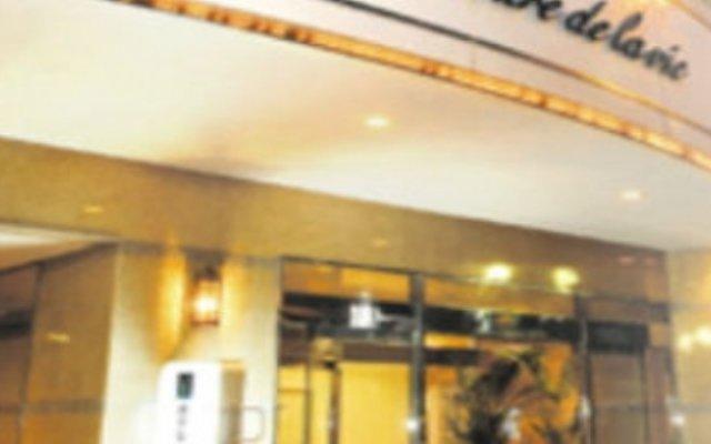 Отель Bougainvillea Shinjuku Япония, Токио - отзывы, цены и фото номеров - забронировать отель Bougainvillea Shinjuku онлайн вид на фасад