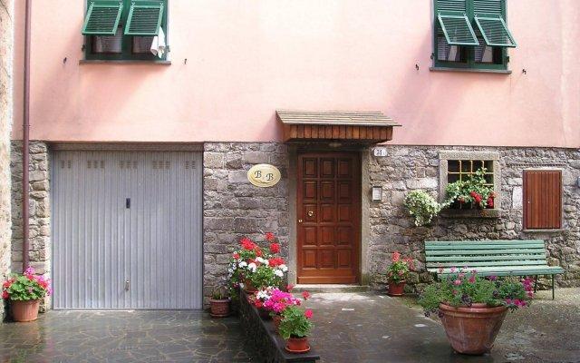 Отель Antica Porta delle Cinque Terre Италия, Пиньоне - отзывы, цены и фото номеров - забронировать отель Antica Porta delle Cinque Terre онлайн вид на фасад