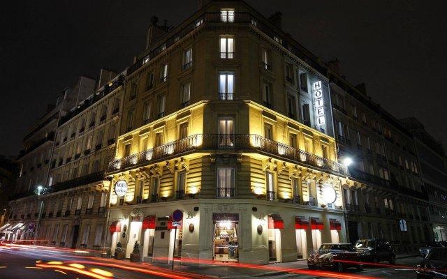 Hotel de Sevigne вид на фасад