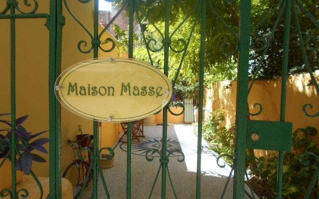 Отель Maison Masse Родос вид на фасад