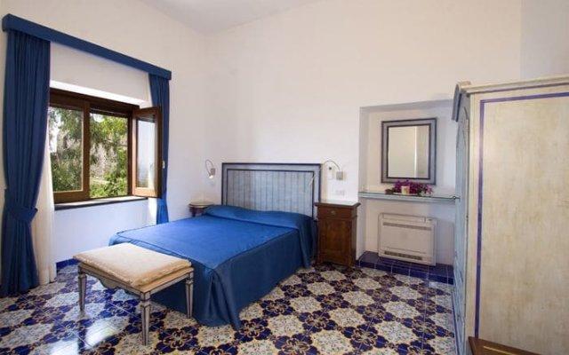 Отель La Culla degli Angeli Италия, Амальфи - отзывы, цены и фото номеров - забронировать отель La Culla degli Angeli онлайн комната для гостей