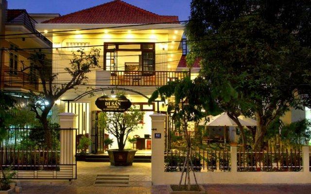 Отель Heritage Homestay Вьетнам, Хойан - отзывы, цены и фото номеров - забронировать отель Heritage Homestay онлайн вид на фасад