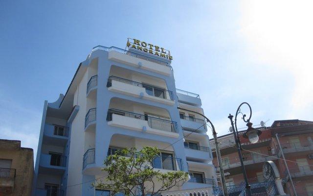 Отель Panoramic Джардини Наксос вид на фасад