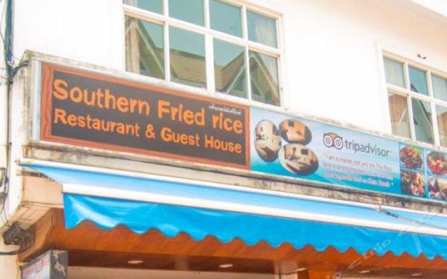Отель Southern Fried Rice Guesthouse вид на фасад