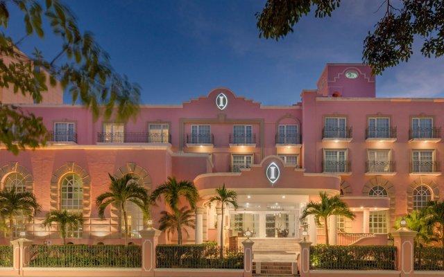 Отель InterContinental Presidente Merida вид на фасад