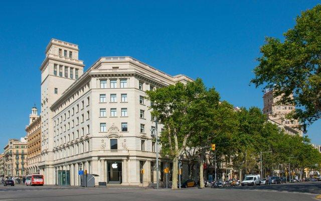 Iberostar Selection Paseo De Gracia In Barcelona Spain From