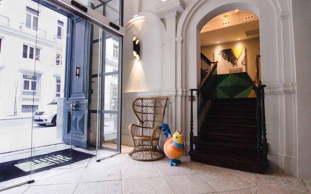 Отель One Shot Recoletos 04 Испания, Мадрид - отзывы, цены и фото номеров - забронировать отель One Shot Recoletos 04 онлайн вид на фасад