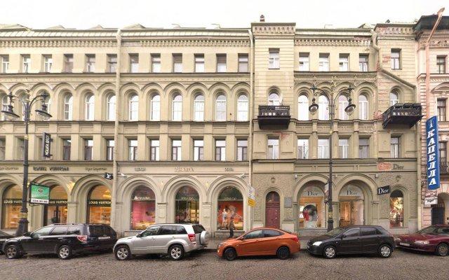 Отель Turgenev Residence Санкт-Петербург пляж