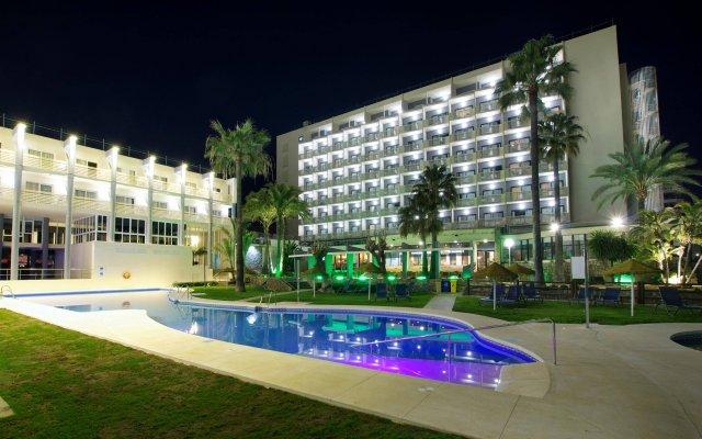 Medplaya Hotel Pez Espada вид на фасад