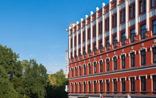 Отель Radisson Hotel Old Town Riga