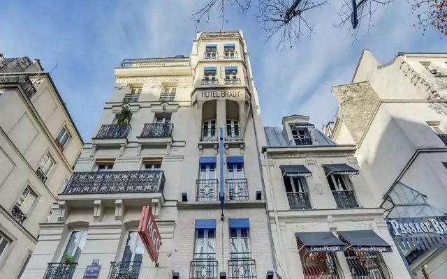 Hotel Brady – Gare de l'Est вид на фасад