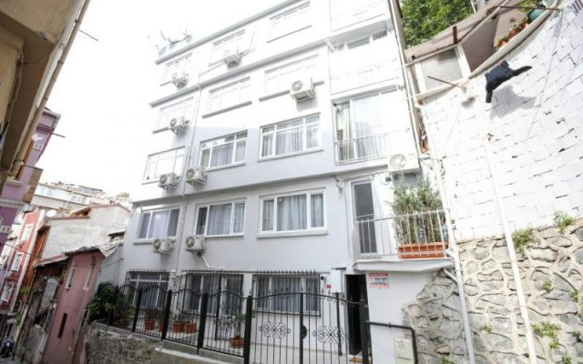 Апартаменты Patika Suites Стамбул вид на фасад