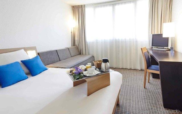 Отель Novotel West Манчестер комната для гостей