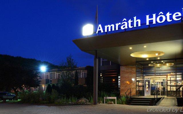 Amrâth Hotel Born Sittard Thermen вид на фасад