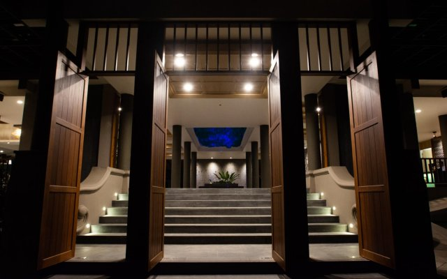 Отель Andaman Cannacia Resort & Spa вид на фасад