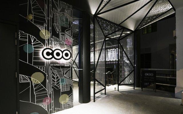 COO Boutique Hostel вид на фасад