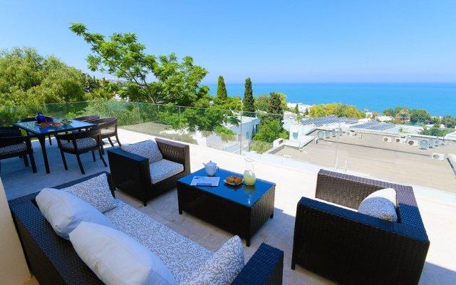 Villa Panorama in Tunis, Tunisia from 305$, photos, reviews - zenhotels.com beach