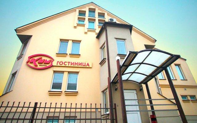 Гостиница KIM Беларусь, Могилёв - отзывы, цены и фото номеров - забронировать гостиницу KIM онлайн вид на фасад