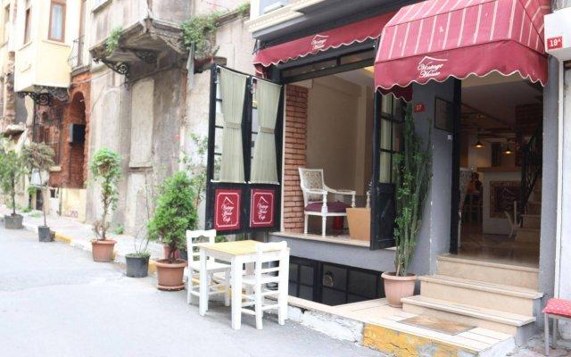 Отель Vintage House Taksim Стамбул вид на фасад