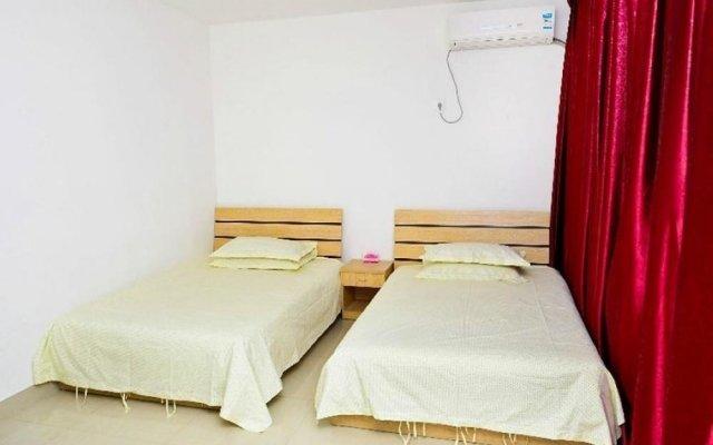 Апартаменты Jiujiu Express Apartment Сямынь комната для гостей