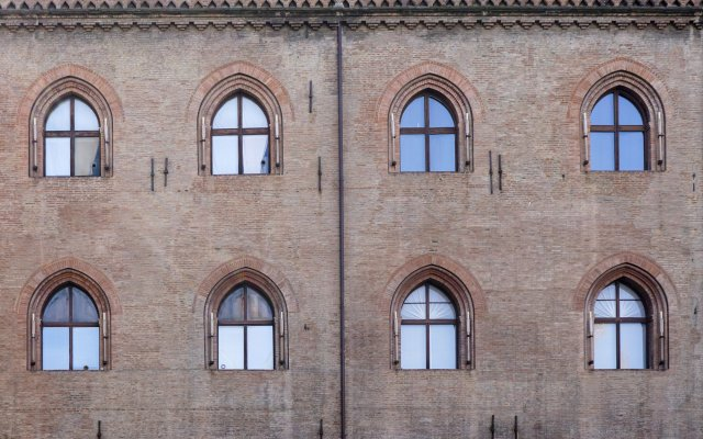 Отель Casa Isolani Piazza Maggiore 1.0 Италия, Болонья - отзывы, цены и фото номеров - забронировать отель Casa Isolani Piazza Maggiore 1.0 онлайн вид на фасад