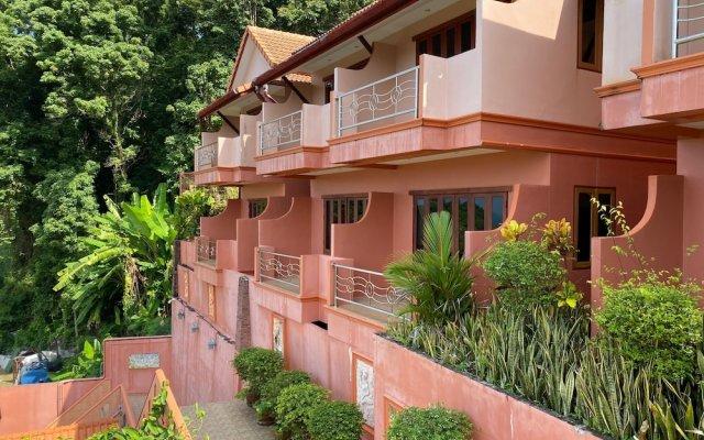 Отель Baan Kongdee Sunset Resort Пхукет вид на фасад