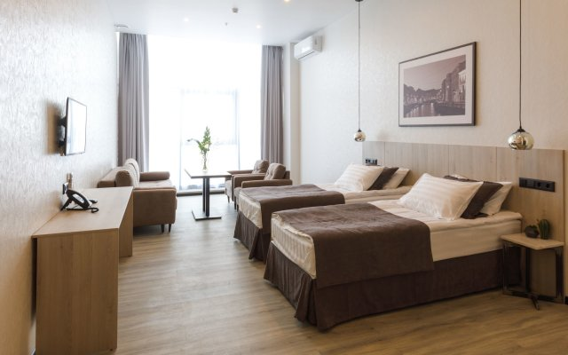 Piterland Hotel комната для гостей