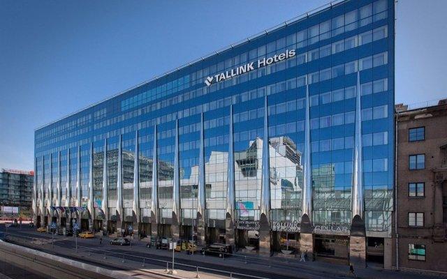 Отель Tallink City hotel Эстония, Таллин - 6 отзывов об отеле, цены и фото номеров - забронировать отель Tallink City hotel онлайн вид на фасад