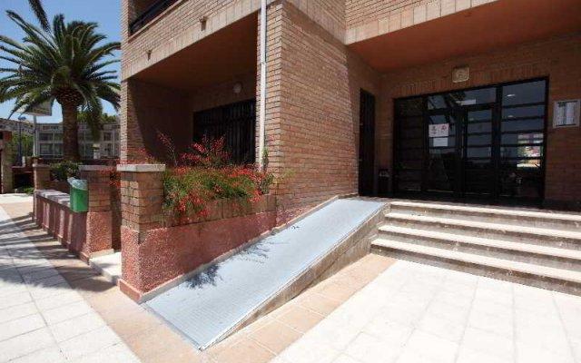 Отель La Caseta Испания, Бенидорм - отзывы, цены и фото номеров - забронировать отель La Caseta онлайн вид на фасад
