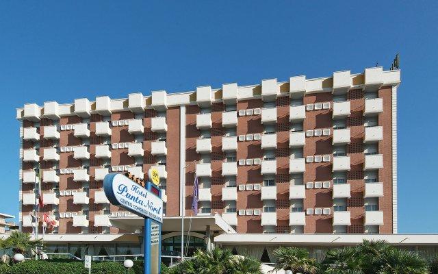 Punta Nord Village & Hotel вид на фасад
