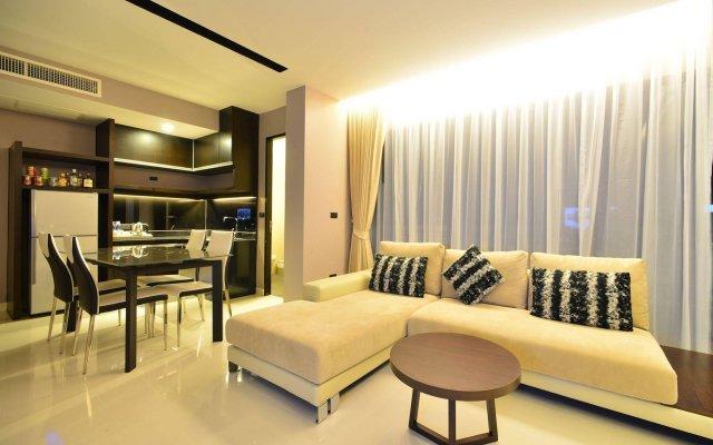 Отель The Charm Resort Phuket Пхукет комната для гостей