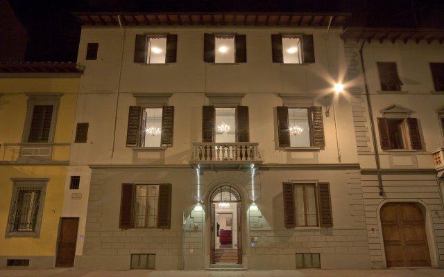 Отель Relais La Corte di Cloris вид на фасад