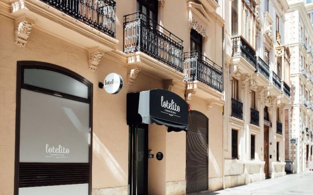 Отель Lotelito Испания, Валенсия - отзывы, цены и фото номеров - забронировать отель Lotelito онлайн вид на фасад