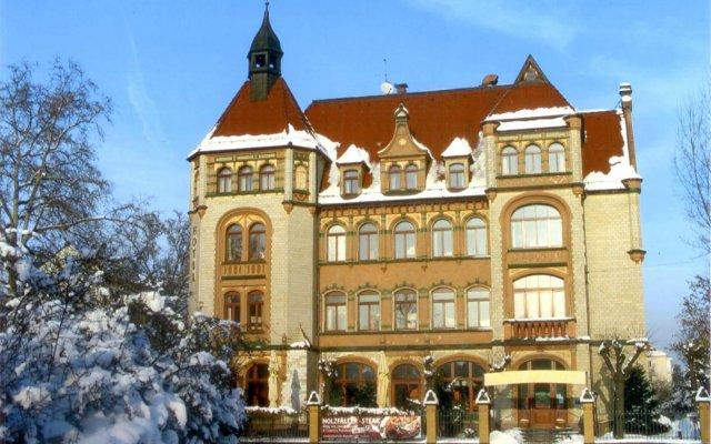 Отель Artushof Германия, Дрезден - 1 отзыв об отеле, цены и фото номеров - забронировать отель Artushof онлайн вид на фасад