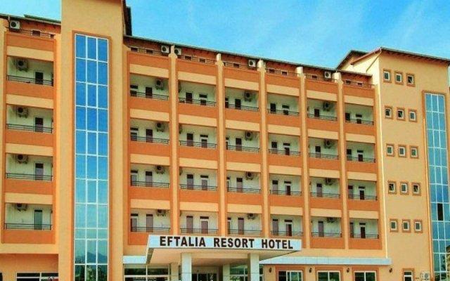 Отель Eftalia Resort вид на фасад