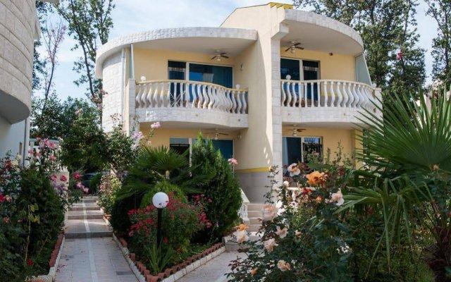 Отель Jasmin вид на фасад