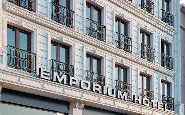Emporium Hotel Турция, Стамбул - 1 отзыв об отеле, цены и фото номеров - забронировать отель Emporium Hotel онлайн вид на фасад