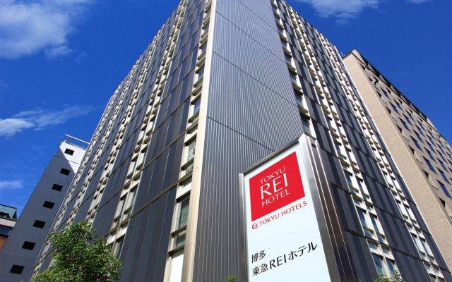 Hotel Tokyu Bizfort Hakata вид на фасад