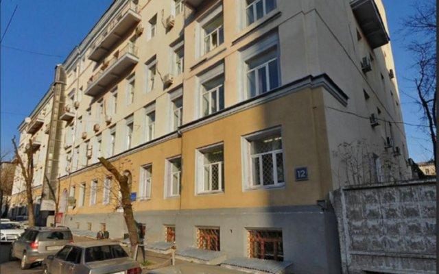 Хостел Преображенка вид на фасад