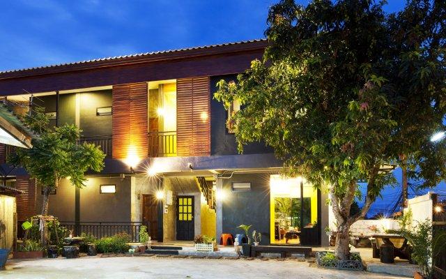Отель Baan Bida Таиланд, Краби - отзывы, цены и фото номеров - забронировать отель Baan Bida онлайн вид на фасад