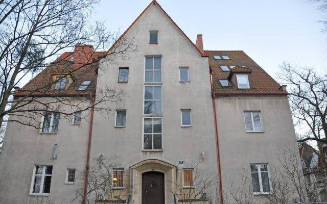 Hostel George Сопот вид на фасад