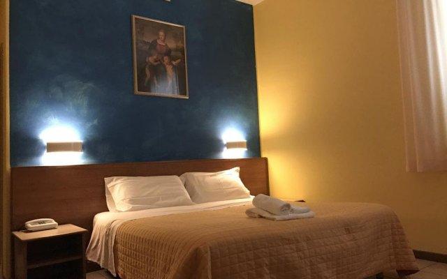 Отель Pellegrino E Pace Италия, Лорето - отзывы, цены и фото номеров - забронировать отель Pellegrino E Pace онлайн комната для гостей