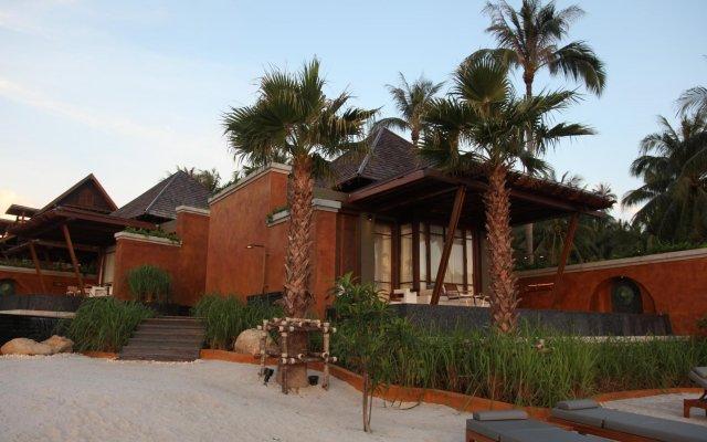 Отель Mai Samui Beach Resort & Spa Таиланд, Самуи - отзывы, цены и фото номеров - забронировать отель Mai Samui Beach Resort & Spa онлайн вид на фасад