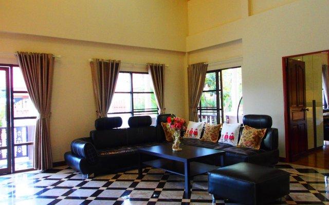 Отель KTK Greenville Pool Villa комната для гостей
