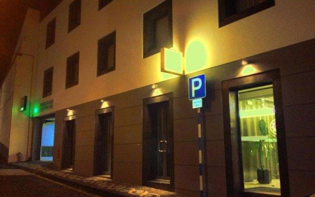 Hotel Matriz Понта-Делгада вид на фасад