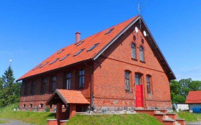 Гостиница Guest House Ostermaer в Рыбачьем отзывы, цены и фото номеров - забронировать гостиницу Guest House Ostermaer онлайн Рыбачий вид на фасад