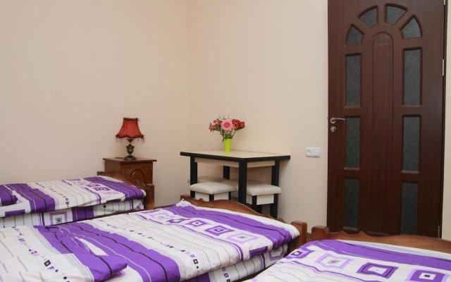 Inter Hostel комната для гостей